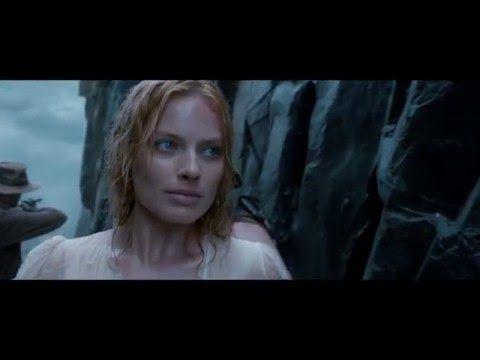 The Legend of Tarzan   2016 - Official Trailer (HD)