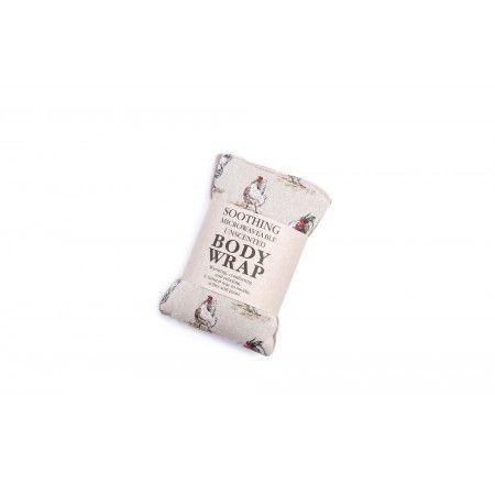 Lavender Microwavable Wheat Bag Body Wrap - Hens - £12.99