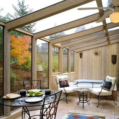 24 best images about sunroom ideas on pinterest hanging for Solarium room additions