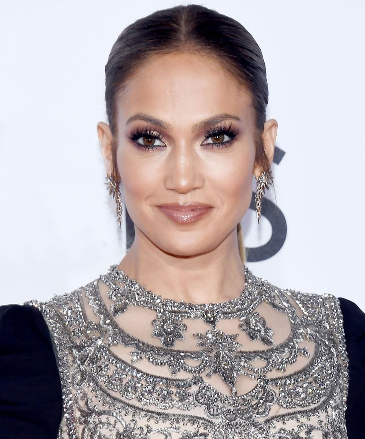 Jennifer Lopez's Sexy New Selfie Is All About the Underboob from InStyle.com