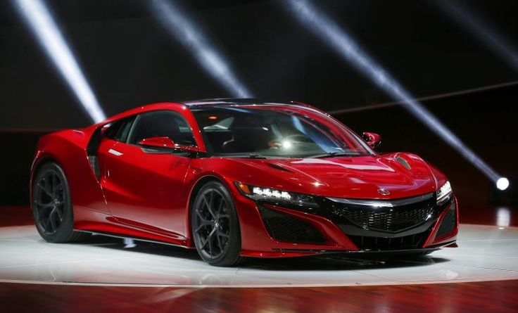 "The NSX 2016 has undraped itself at the Detroit Auto Show earlier this year. This complex new hybrid drivetrain will use a twin-turbo 3.5-liter V -6 to allow it to balance performance and fuel economy. The new drivetrain will use ""multi-material space frame"" to maximize body rigidity while minimizing weight, similar to that of Accura. The new model intends to put same sort of halo around the Acura brand as the first NSX did sometime back."