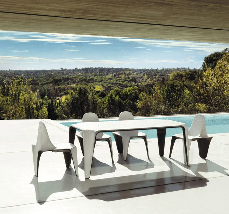 Vondom: The Best In Outdoor Chairs, Sunbeds And Daybeds: Small Armchair, Fabio  Novembre, 2013