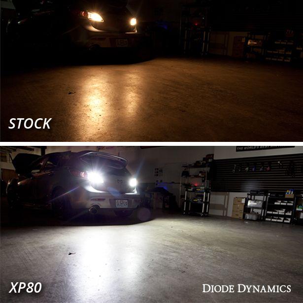 2004-2012 Mazda 3 Sedan Backup LEDs (pair) by Diode Dynamics