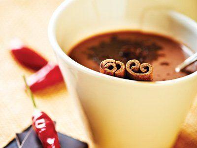 Chili and cinnamon hot chocolate recipe | Australian Natural Health Magazine