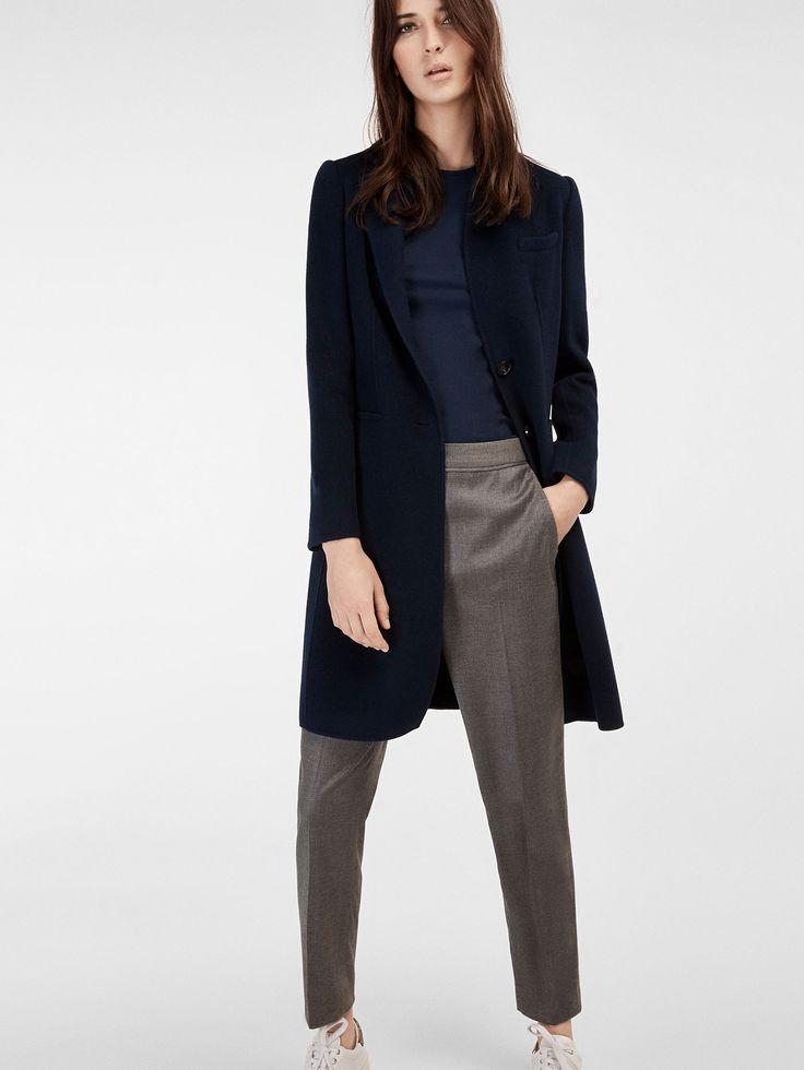 Blazer y pantalon de mujer