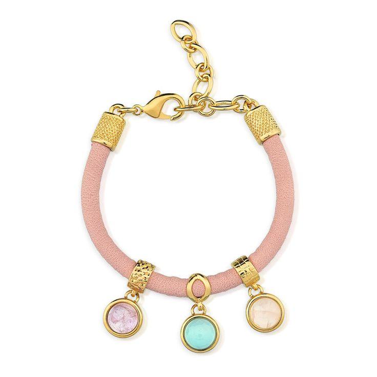 Possebon Joias, rose quartz, pulseira