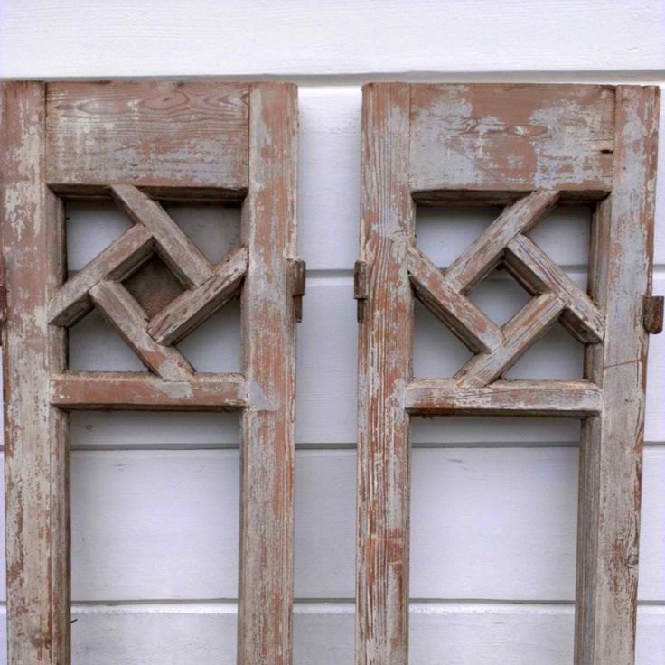 Double Rustic Windows : Best rustic window shutters images on pinterest
