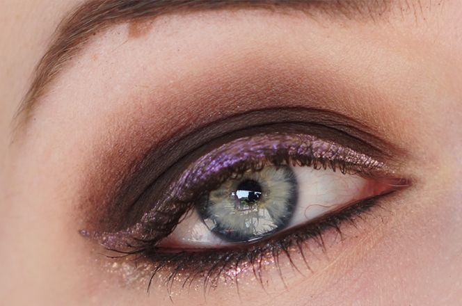 Catrice Haute Future review // Iridescent Topper & Holographic Eyeliner | Beauty Before Breakfast