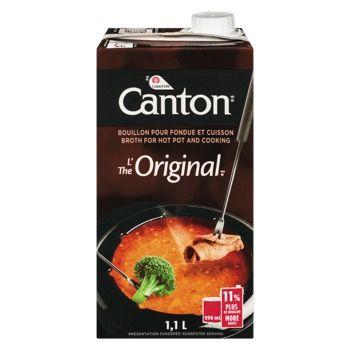 Image result for Bouillons à fondue Canton