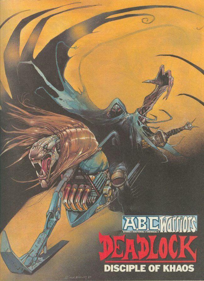 ABC Warrior Deadlock