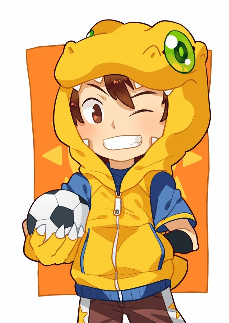 【DIGIMON CLOTHING】 by Luo. ※Permission to upload... | Honey Penguin