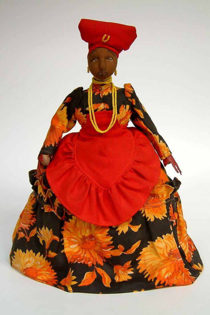 Namibia | Herero cloth doll