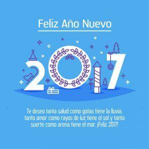 Imagenes de año nuevo para whatsapp 2017 - Feliz año nuevo Feliz año nuevo