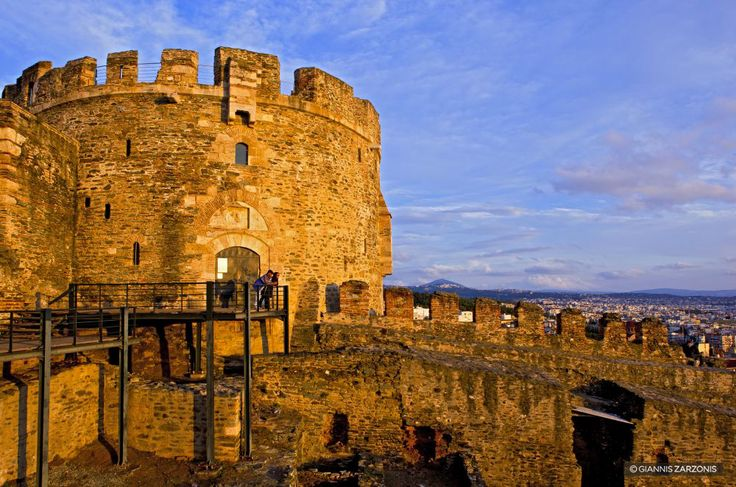 Trigoniou Tower - Thessaloniki - Greece