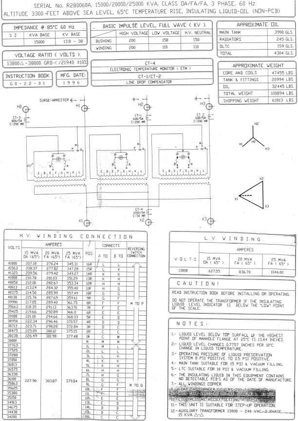 17 General Electric Transformer Wiring Diagram