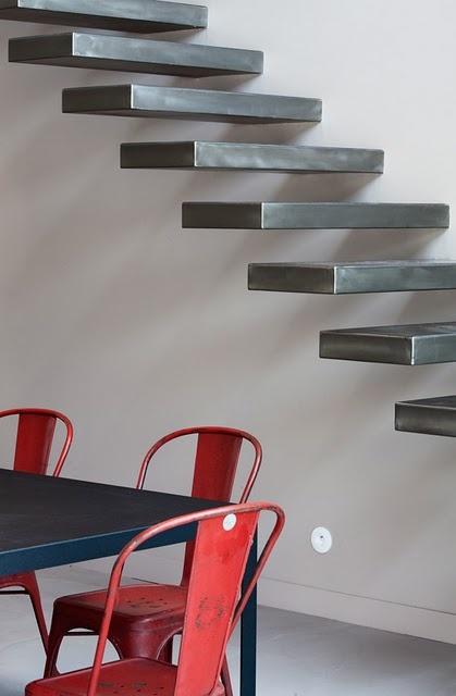 20 best Escalones Flotantes images on Pinterest | Floating staircase ...