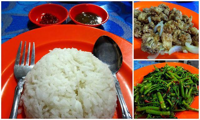 Travel and Lifestyle Diaries Blog: Bintan, Indonesia: Dinner at a Kelong Restaurant (RM Ciu Yong Seafood)