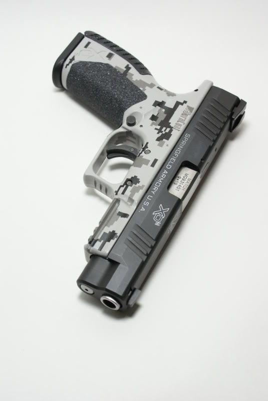 Springfield XDM OD 9mm