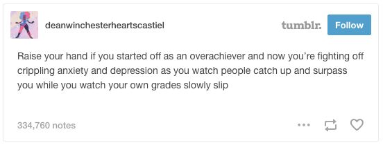 23 Tumblr Posts That Sum Up Having Both Depression And Anxiety