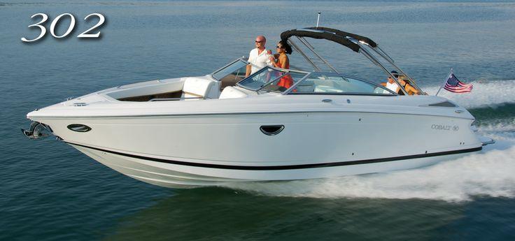 Cobalt Boats - 302 Bowrider = Heaven