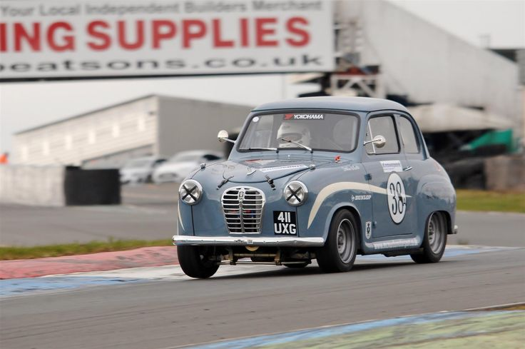 Used 1954 Austin A30 Speedwell for sale in Northamptonshire from Silverstone Auctions.