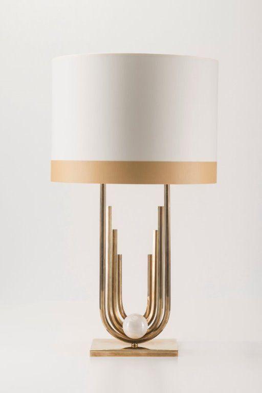 Wings Table Lamp / Losh Design