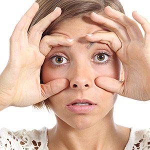 ¿Quieres eliminar las ojeras? Pond´s te enseña 4 ejercicios que te ayudarán a lograrlo