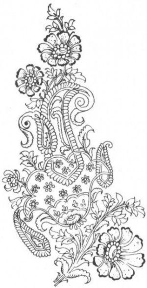 19 best Indian motifs & patterns images on Pinterest