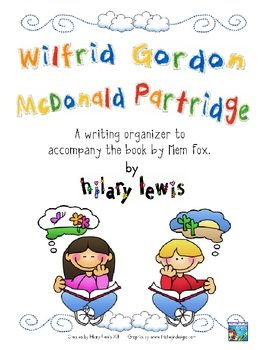 I use this with the book Wilfrid Gordon McDonald Partridge and have the children tell others some of the memories that they have had that made them...