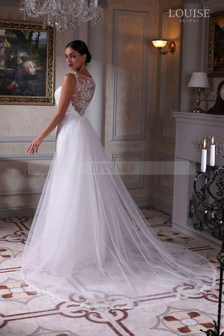 Νυφικό φόρεμα Olympia πολλαπλό - Louise