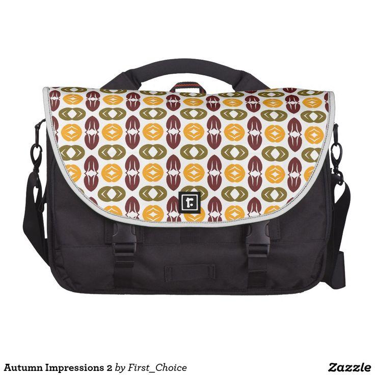 Autumn Impressions 2 Commuter Bag