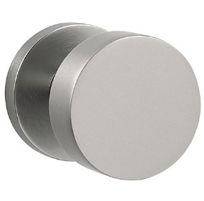 Sleek. Contemporary. Minimalistic. Where would this #Baldwin doorknob work in your home?