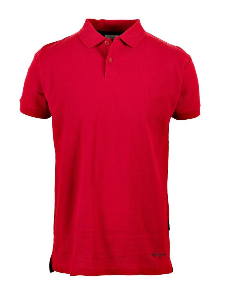 Folk piqueskjorte, kr 149,-
