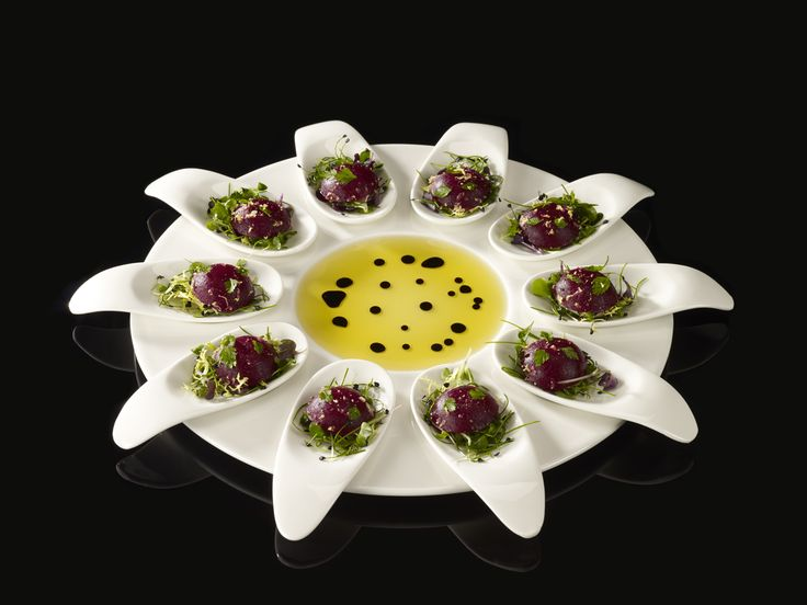 RAK Porcelain presents MAREA and its array of items, designed to whet the creative appetite of chefs.