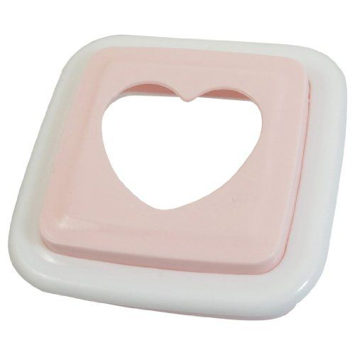 TOOGOOR Portable Heart Shape Sandwich Bread Toaster Maker Mold Mould Cutter DIY Tool ** Check this awesome product by going to the link at the image.