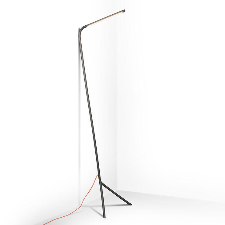 Die besten 25+ Stehlampe grau Ideen auf Pinterest Graue - moderne wohnzimmer stehlampe
