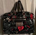 Coach Poppy Graffiti Handbag 16200 - NICE!