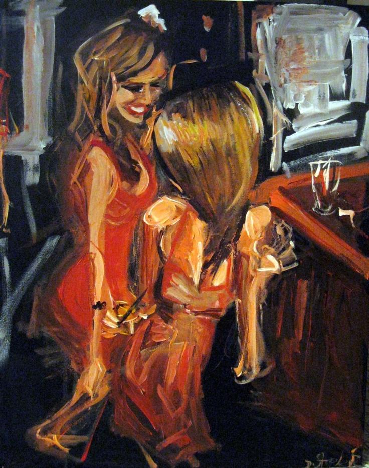 Encounter at the Bar