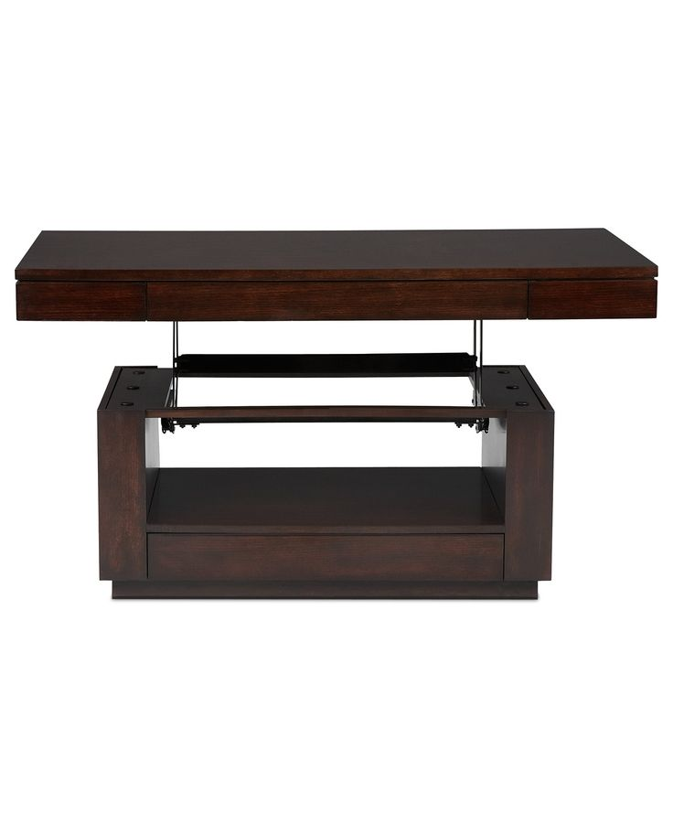 Beta Lift-top Coffee Table - Coffee & Accent Tables - Furniture - Macy's - 78+ Images About Adjustable Tables On Pinterest Shops, Pedestal