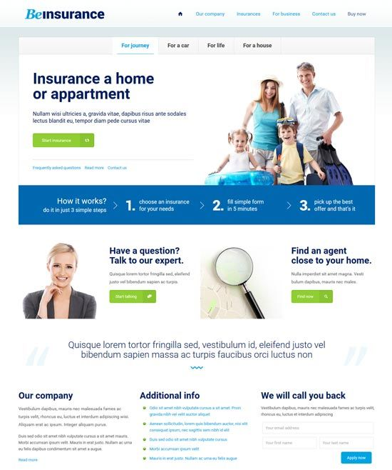 beinsurance-responsive-wordpress-theme