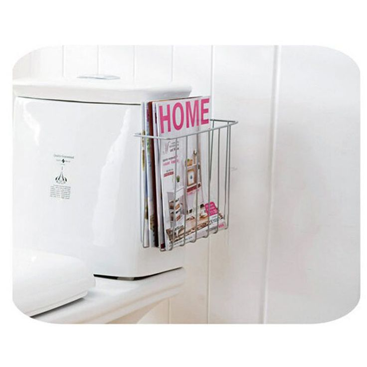 Туалет Журнал Полка Ванная Комната Туалет Висит Книги Держатели Журнал Забронировать Хранения Багажа