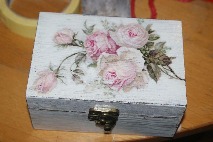 Ręcznie robione-pasje Katki: róże