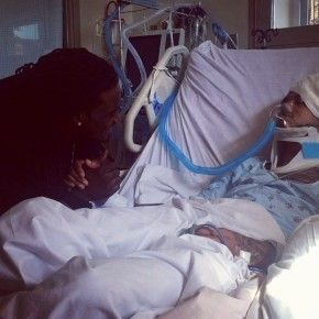 August Alsina Wakes Up From 3-Day Coma - Gossip Grind