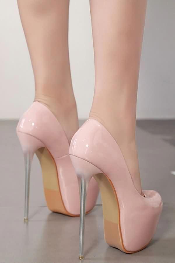 girls pumps size 2
