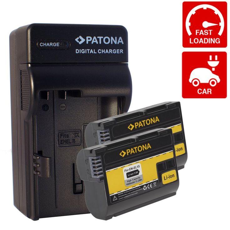 Les batteries PATONA sont fabriquées avec un système spécial d'économie d'énergie afin d'augmenter l'efficacité énergétique de classe A++, un système qui fut créé afin d'éviter les pertes d'énergie. La création de la gamme PATONA est conçue et fabriquée en Allemagne. Ces batteries compatibles PATONA ont été créées pour remplacer l'originale et offrir une bonne qualité à prix économique à nos clients.