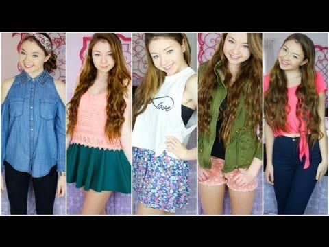 Outfits of the Week: Feb/March! - StilaBabe09