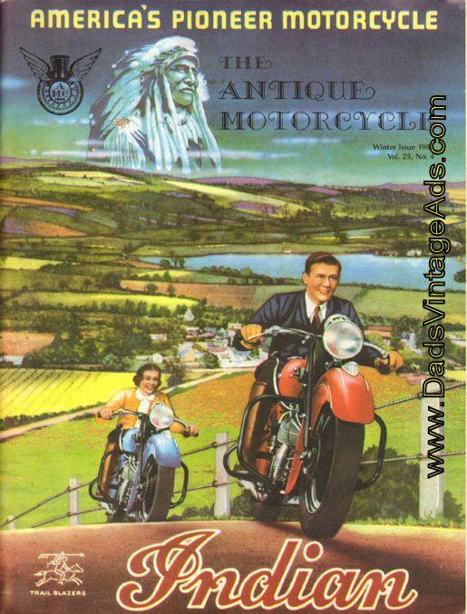Indian – America's Pioneer Motorcycle
