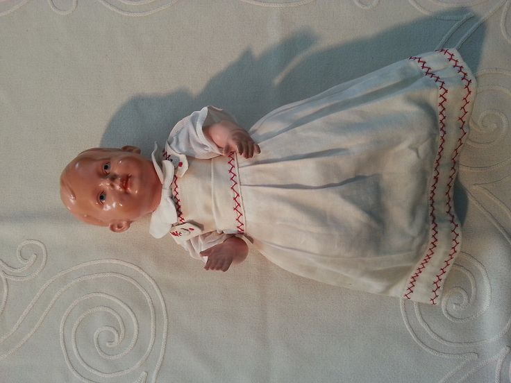 1 of 3: Schildkröt Puppe Nr 32