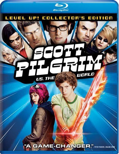 Scott Pilgrim vs. The World – Level Up! Collector's Edition (Blu-ray + DVD) Read More @ http://stopndog.com/blog/blog/home1/scott-pilgrim-vs-the-world-level-up-collectors-edition-blu-ray-dvd/