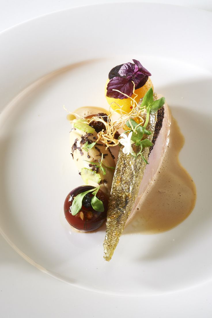 Bocuse d 39 or 2015 argentina fish dish photos le for Artistic argentinean cuisine